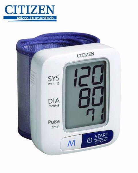 صورة جهاز قياس الضغط الياباني CITIZEN CH-650