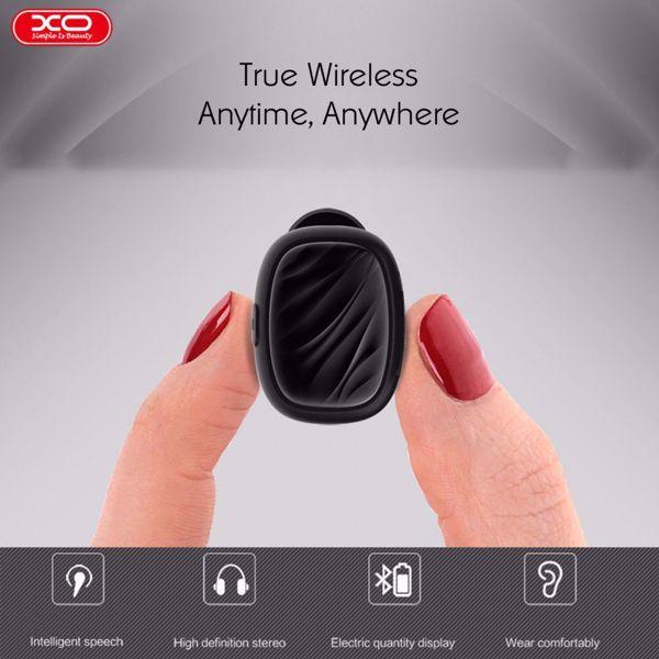 Picture of   XO B16 Mini Bluetooth Earphone - Black