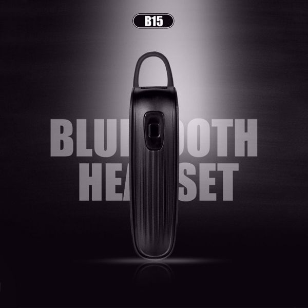 صورة سماعة البلوتوث XO B15 Bluetooth Earphone 4.1 Stereo Headset