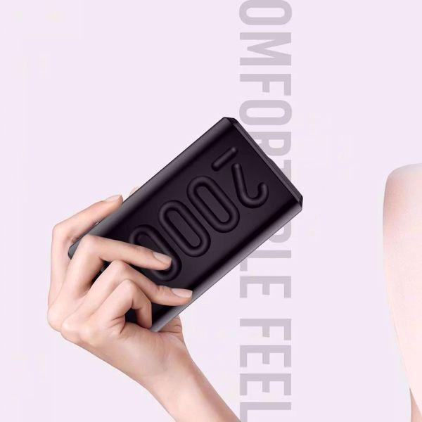 صورة بور بانك العاصفة XO-PB72 Digital Touch Film Mobile Power Supply 20000mAh