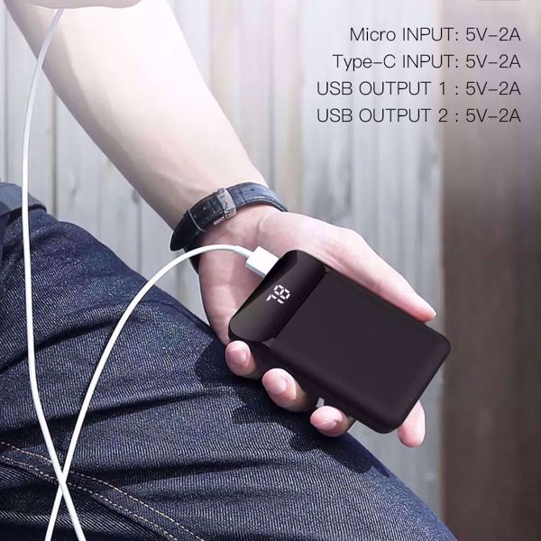صورة XO PB90 Precision Digital Display Mobile Power Supply